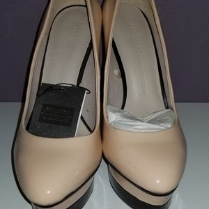 Zara Shoes - ZARA BRAND NEW PLATFORM VINTAGE Stiletto Heels